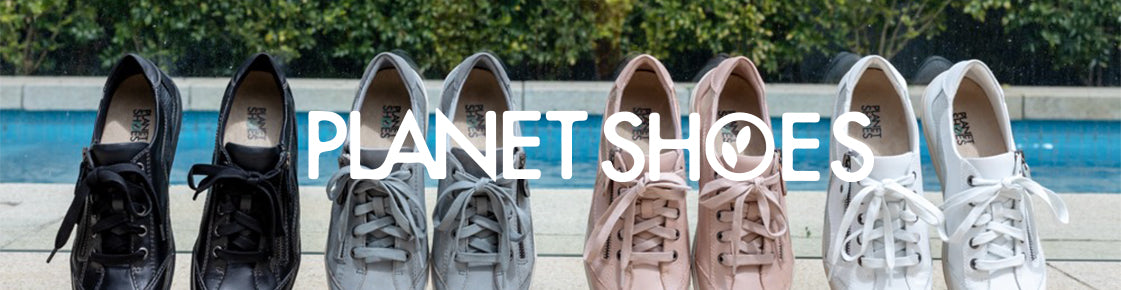 planet shoes banner