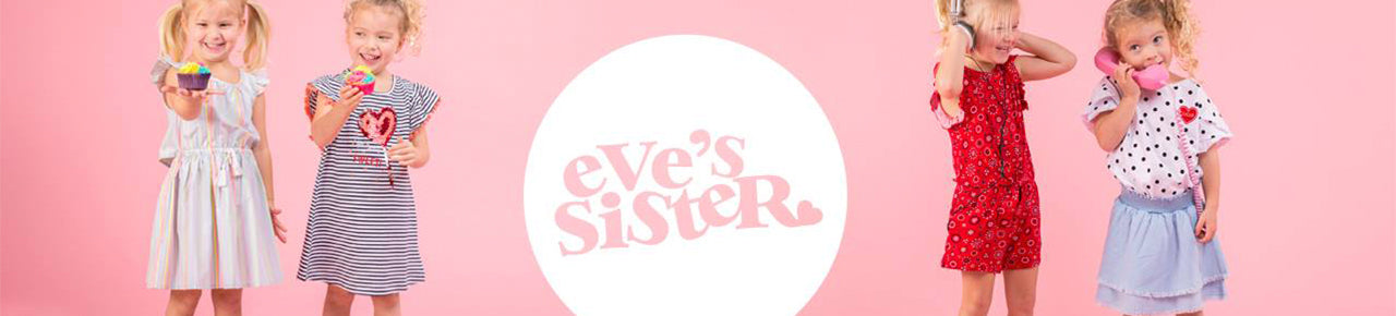 eve's sister banner