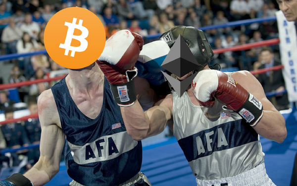 Cryptocurrency fight club — who will reign supreme?