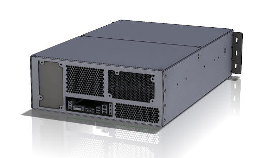 8 GPU 4U Rack Mountable Server Case
