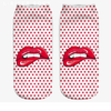 Lips - OfficialDraper.com - Mens Socks & Womens Socks - Casual Socks, Performance Socks, Athletic Socks, 90's Clothing, Men's Socks, Women's Socks, Cool Socks, Funky Socks