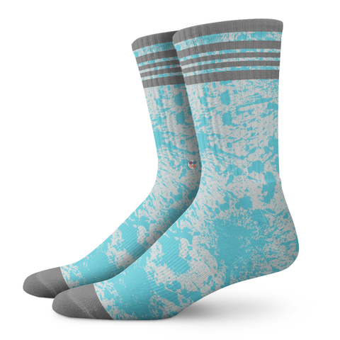 Ladies Socks, Hill Valley - OfficialDraper.com - Mens Socks & Womens Socks - Casual Socks, Performance Socks, Athletic Socks, 90's Clothing, Men's Socks, Women's Socks, Cool Socks, Funky Socks