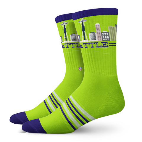 DYNAMIC-ELECT™, 12th Man - OfficialDraper.com - Mens Socks & Womens Socks - Casual Socks, Performance Socks, Athletic Socks, 90's Clothing, Men's Socks, Women's Socks, Cool Socks, Funky Socks