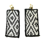 Box Mata Mata Patch Earrings