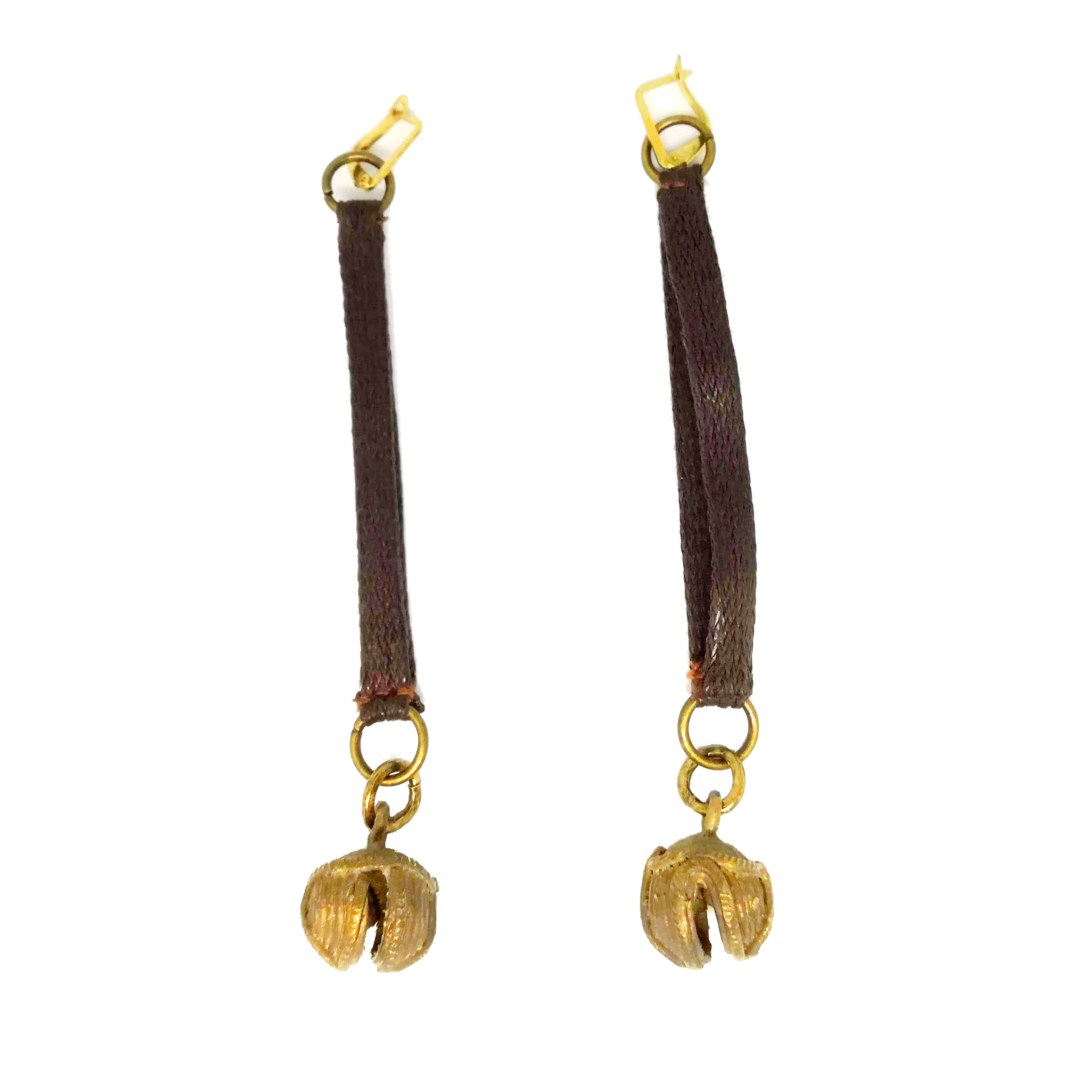 T'loyong — Leather Dangler