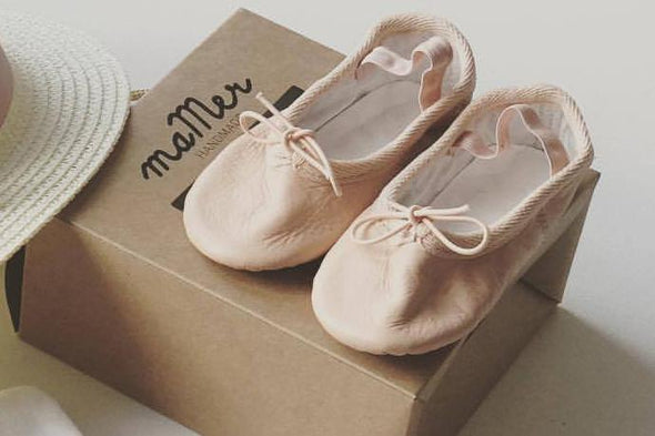 Dancing Ballet Shoes