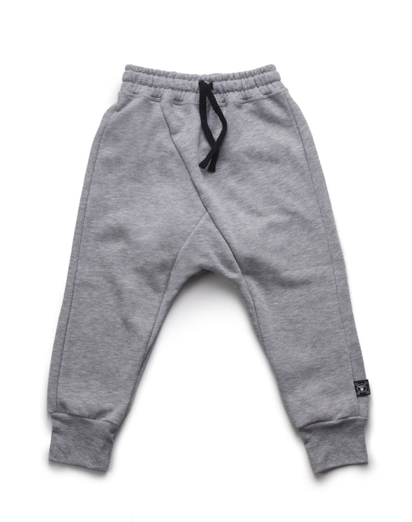 Diagonal Sweat Pants