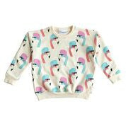 Helmut Flamingo Classic Sweater