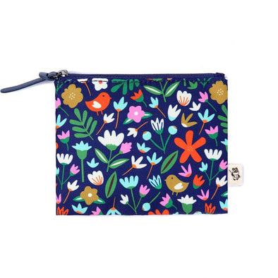 Coin Purse: Winter Garden