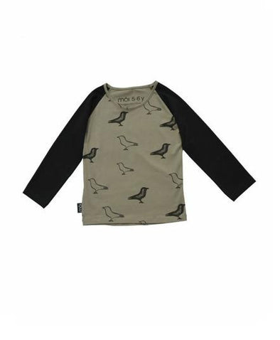 Long Sleeve Bird Tee