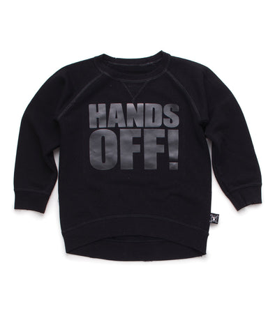 Hands Off! Pullover