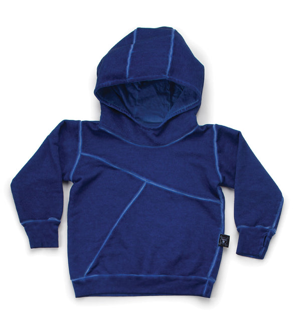 Puffy Numbered Hoodie