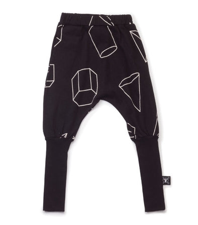 Geometric Donkey Pants
