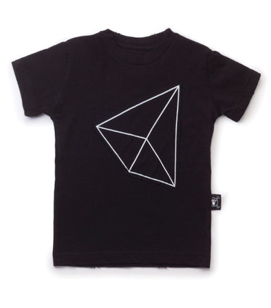Geometric Patch Tee