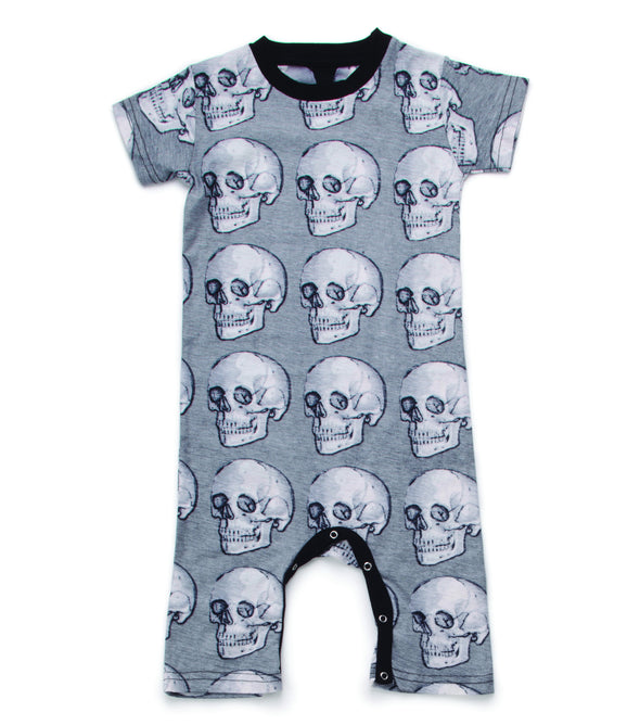 MD Skull Playsuit