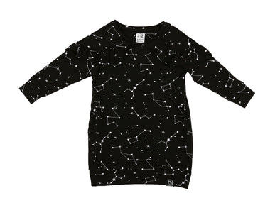 Constellation Wings Dress