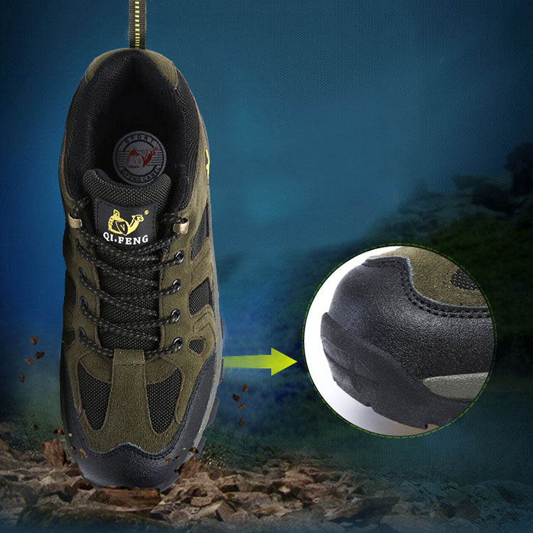 Mountaineering Hiking Climbing Men's Outdoor Shoes