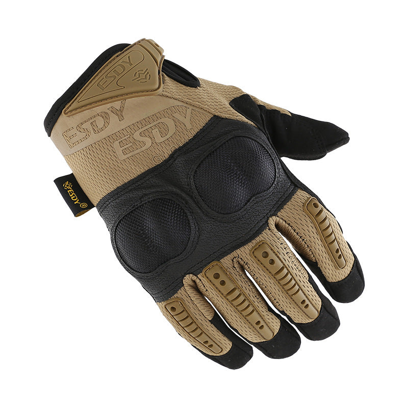 Wear-resistant Heat-preserving and Breathable Field Combat Gloves