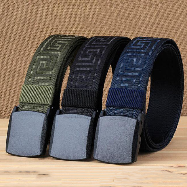 Outdoor Casual Army Fan Military Training Belt