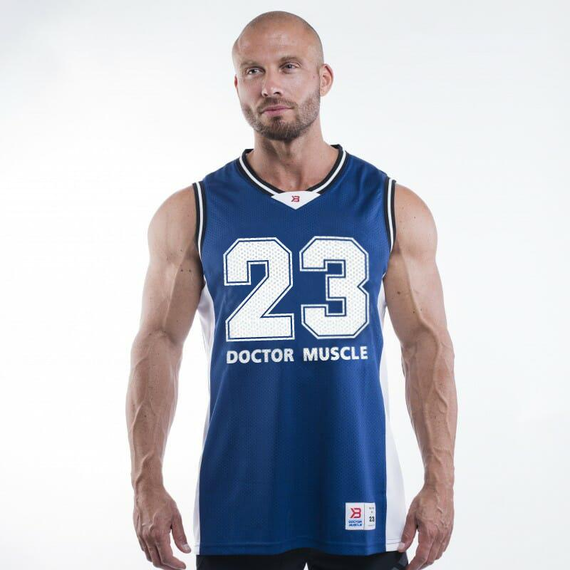 Fashion Quick-drying Mesh Sports Basketball Training Men's Vest