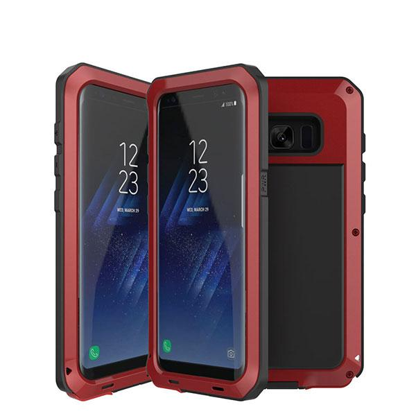 Three Layer 360° Protection Phone Case For GALAXY S8 and S8 Plus