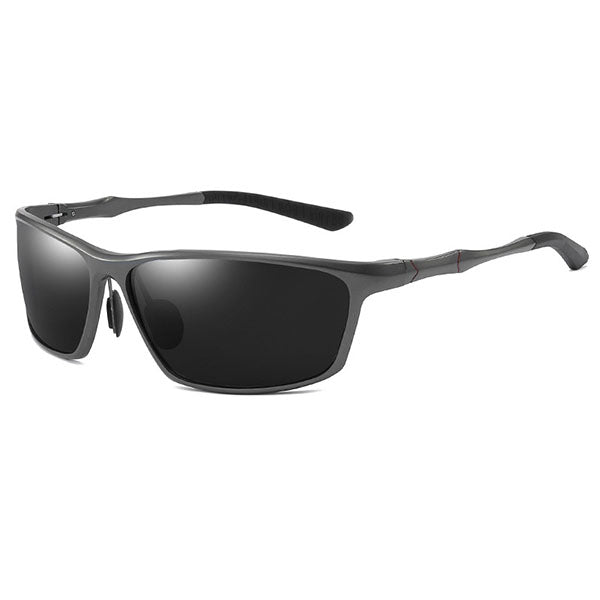 New Design Men's Drive Sunglasses(Discoloration Optional )
