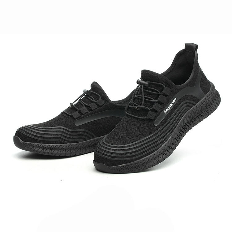 Non-slip Wear Resistant Work Safety Shoes
