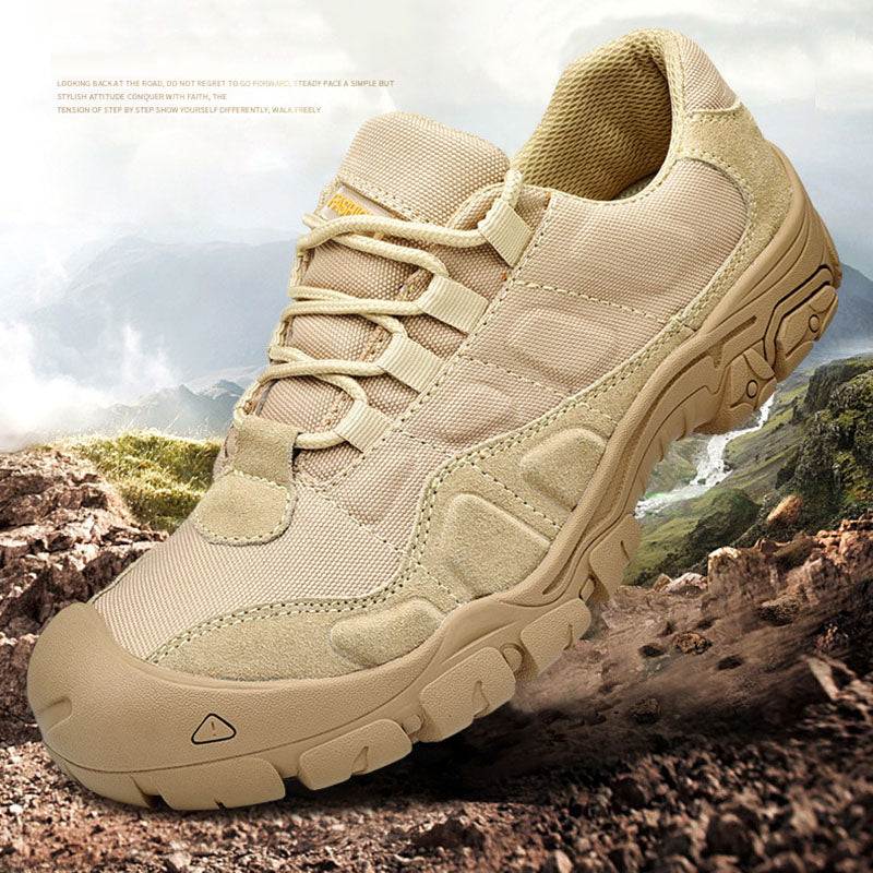 Outdoor Hiking Non-slip Men's Shoes