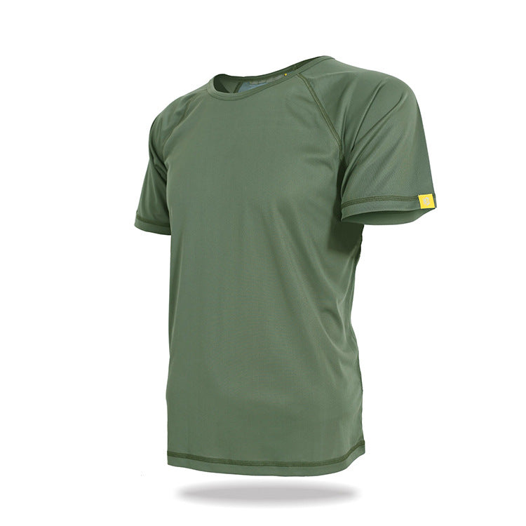 Summer Outdoor Fast Drying Sport T-shirt