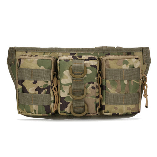 Portable Waterproof  3 in 1 Tactical Pockets