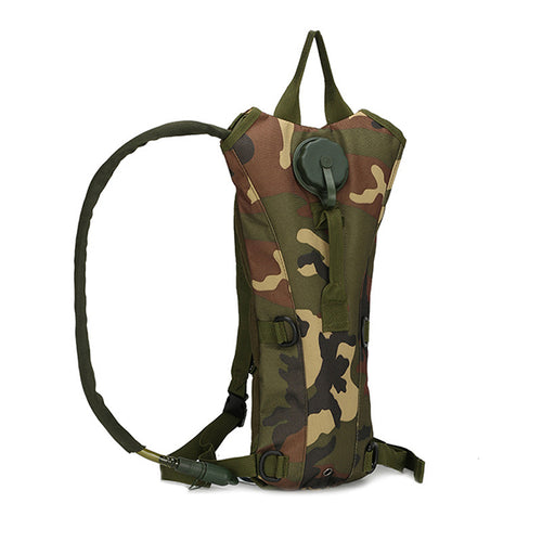 Outdoor Camo Sport Equipment Multi-function Backpacks