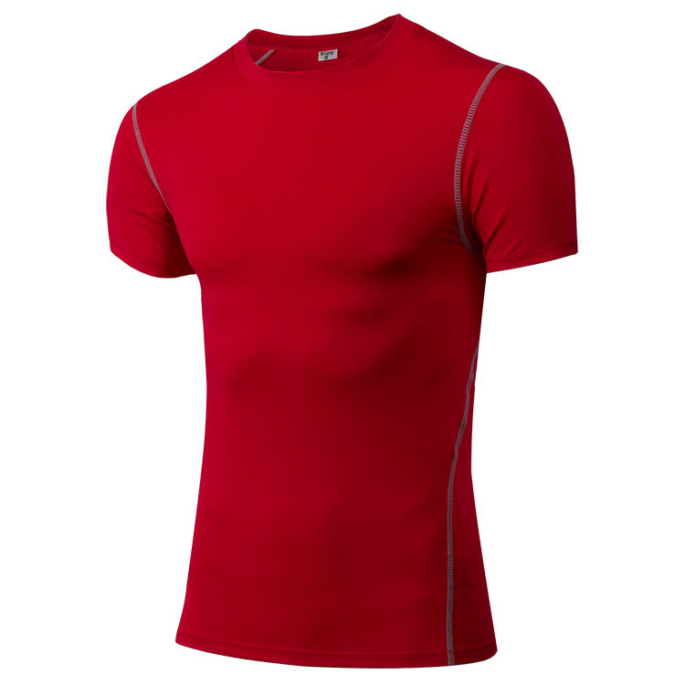 Sport Fast Drying Fitness Men's Sportswear T-shirt