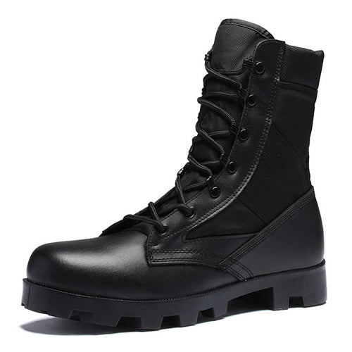 Outdoor Desert High-top Non-slip Men's Boots