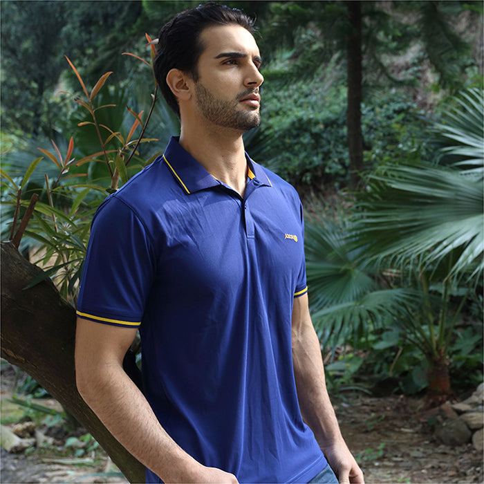 Outdoor Sports Quick-Drying Men's Polo T-Shirt