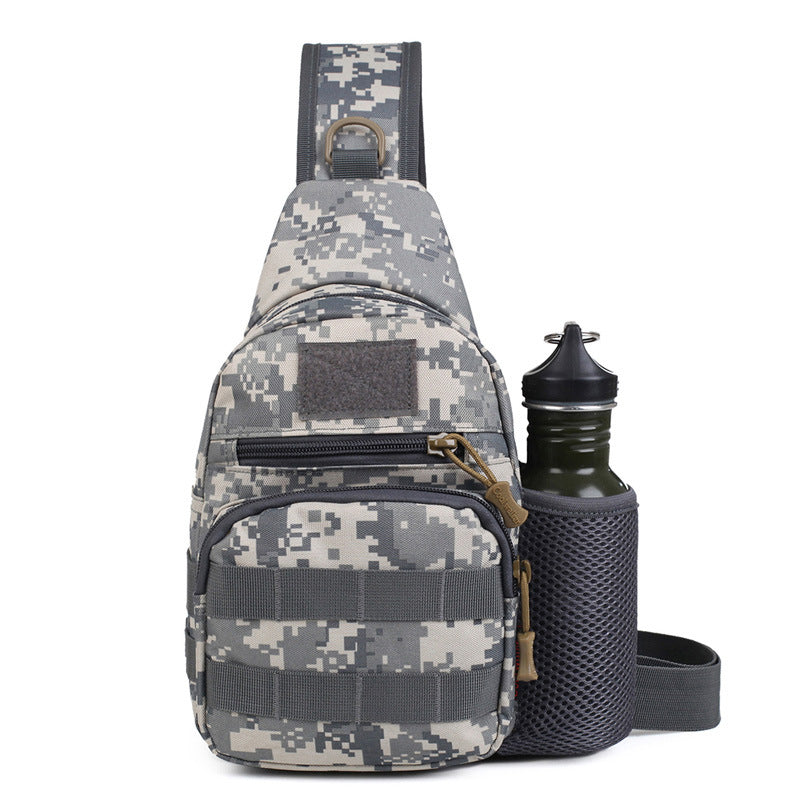 Tear-resistant Waterproof  Riding Tactical Backpack