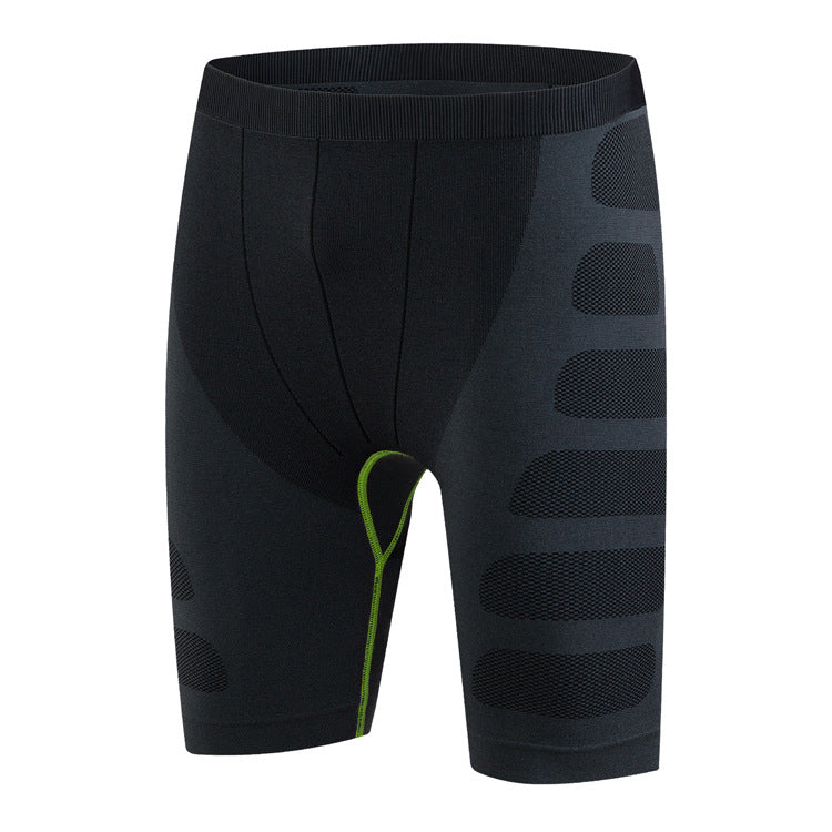 Elastic Slim Fitness Men's Sportswear Shorts