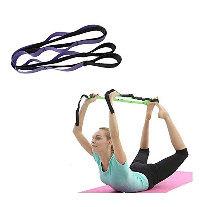 Fitness Yoga Stretch Band Training Exercise Band