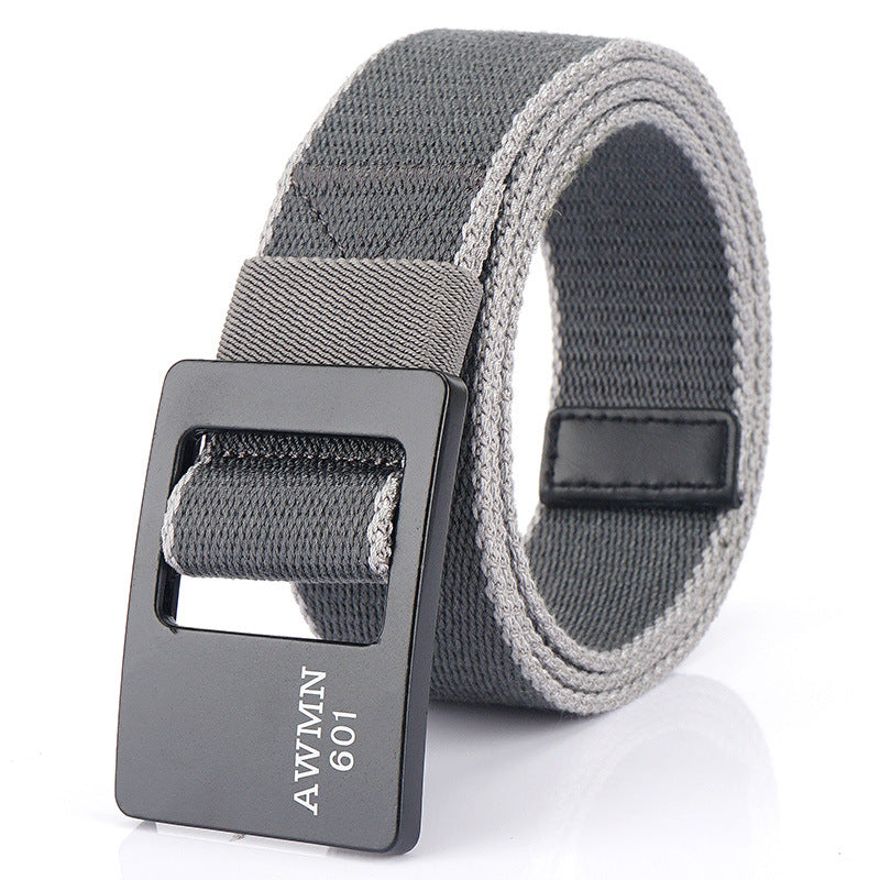 Outdoor Color Stitching Nylon Belt