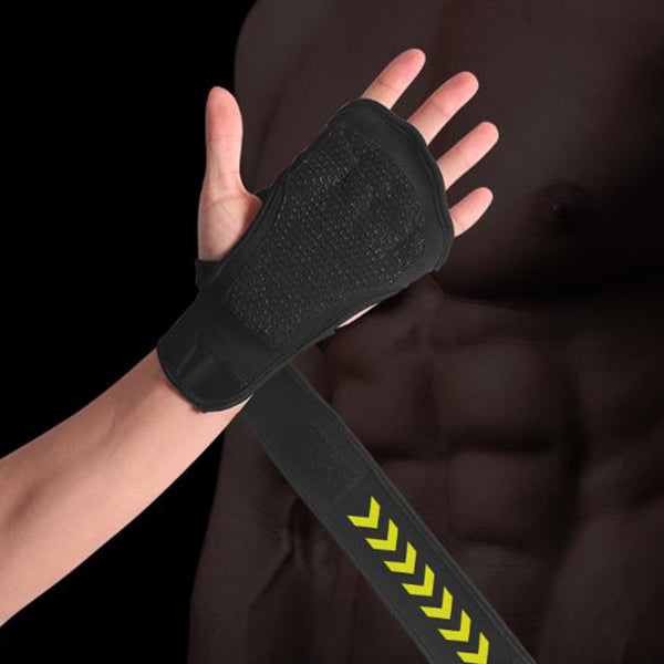 Diving Cloth Fitness Wristband Silicone Non-slip Palm Guard Gloves