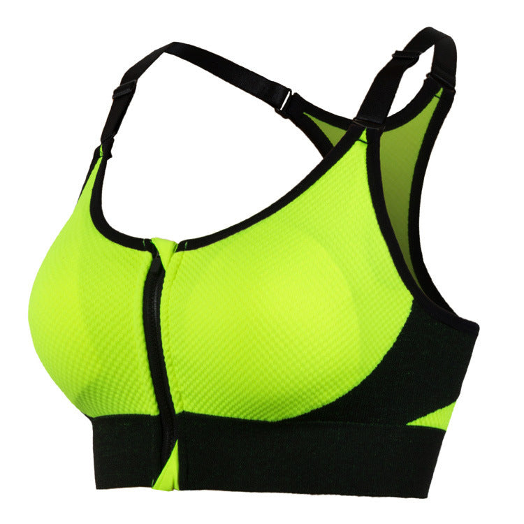 Vest Underwear Breathable Running Women's Sportswear Bra