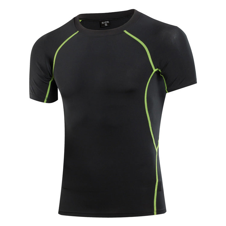 Sport Jogging Fast Drying Men's Sportswear T-shirt
