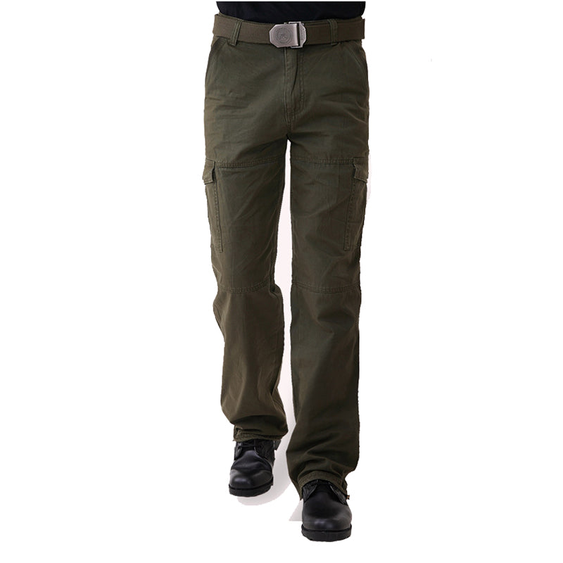 Large Size Outdoor Casual Loose Men's Pants