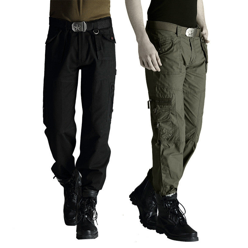 Outdoor Casual Multi-Pocket Tactical Men's Pants