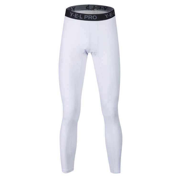 Fast Drying Split Joint Men's Sportswear Long Pants