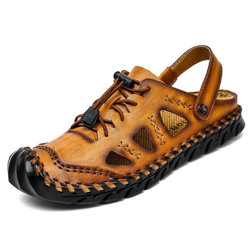 Hollow Causal Non-slip Outdoor Men's Shoes