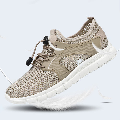 Summer Mesh Breathable Runining Outdoor Men's Shoes