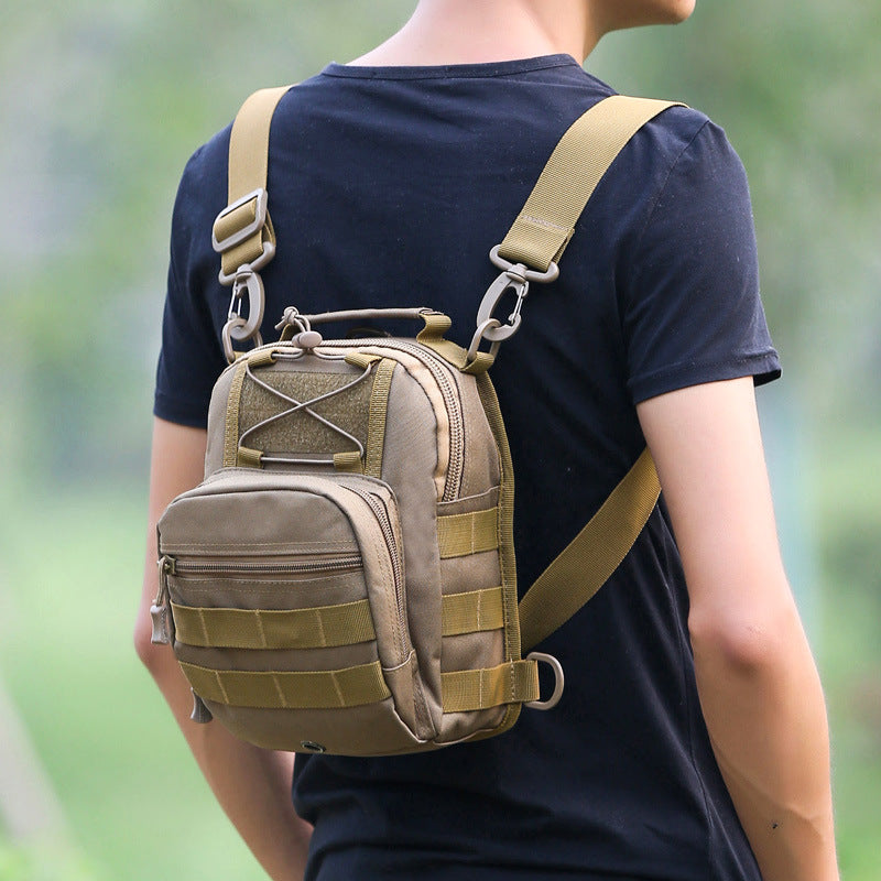 High-capacity Multifunction Camo Tactical Shoulder Bags