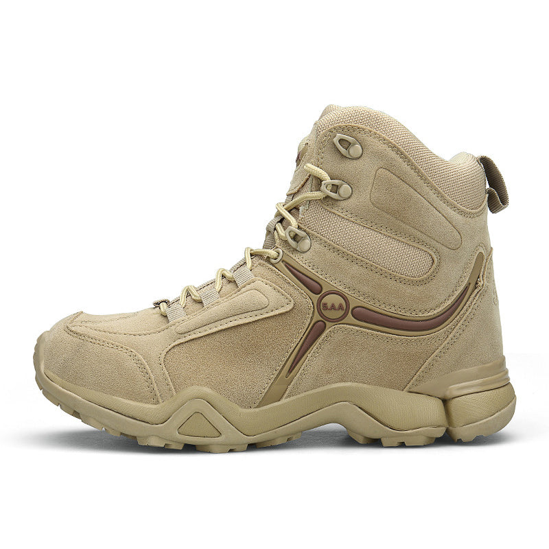 Tactical Military Desert Ankle Men's Boots