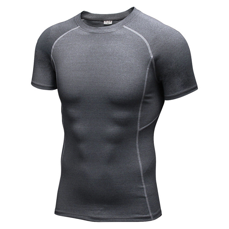 Fitness Sport Fast Drying Men's Sportswear T-shirt