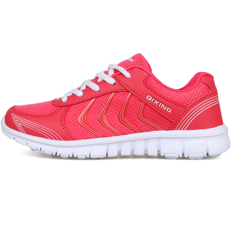 Fashion Breathable Flat Women's Casual Shoes - KINGEOUS
